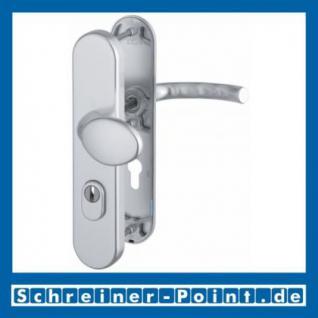 Schutzbeschlag Hoppe Tokyo Aluminium F1 Natur 76G/3332ZA/3440/1710 ES1 (SK2), 3345696, 3345741