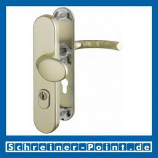 Schutzbeschlag Hoppe Tokyo Aluminium F2 Neusilber 76G/3332ZA/3440/1710 ES1 (SK2), 3345688, 3345709