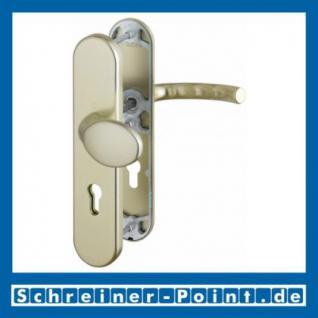 Schutzbeschlag Hoppe Tokyo Aluminium F2 Neusilber 76G/3331/3440/1710 ES1 (SK2), 3337733, 3337750
