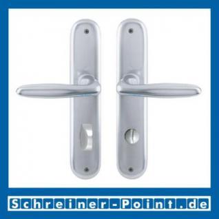 Hoppe Verona Aluminium Langschildgarnitur F1 Natur 1510/273P, 2962220, 6659221, 2962238, 2962246, 8005688, 2806585 - Vorschau 3
