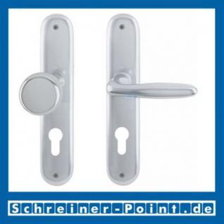 Hoppe Verona Aluminium Langschildgarnitur F1 Natur 1510/273P, 2962220, 6659221, 2962238, 2962246, 8005688, 2806585 - Vorschau 4