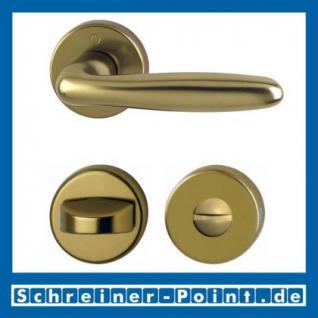 Hoppe Verona Aluminium Rosettengarnitur F4 Bronzefarben 1510/42KV/42KVS, 2963118, 6996524, 2963142, 2963169, 6996540, 2801864 - Vorschau 3