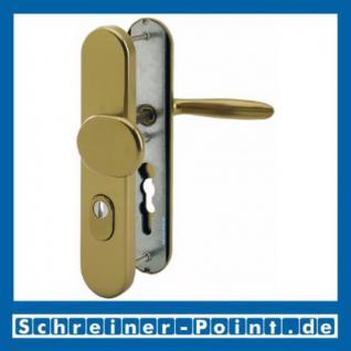 Schutzbeschlag Hoppe Verona Aluminium F4 Bronzefarben 86G/3332ZA/3330/1510 ES1 (SK2), 3284045, 3225934