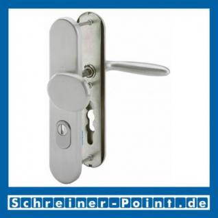 Schutzbeschlag Hoppe Verona ZA F69 Edelstahl E86G/3332ZA/3330/1800 ES1 (SK2), 3331614, 8001356, 3328861