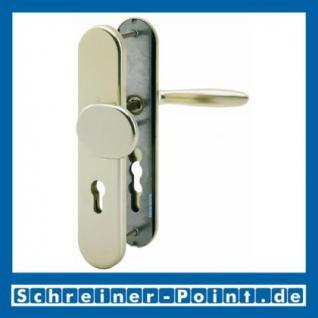 Schutzbeschlag Hoppe Verona Aluminium F2 Neusilber 86G/3331/3330/1510 ES1 (SK2), 3283624, 3224755, 8001927 - Vorschau 1