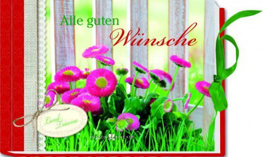 Geschenkbuch Alle guten Wünsche, Kuvert für Geldgeschenk