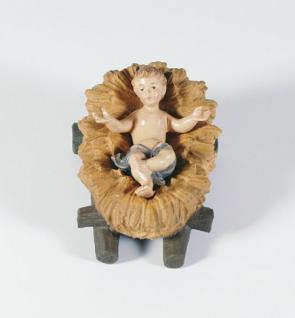 Krippenfigur Kind Mesner-Krippe Holz geschnitzt