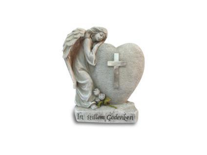Schlafender Engel In stillem Gedenken Grabschmuck