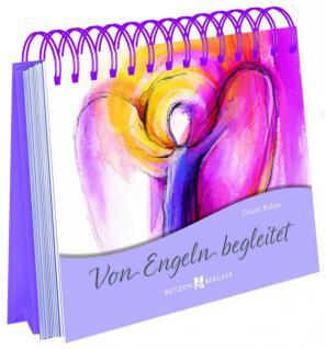 Aufstellbuch Von Engeln begleitet, Gisela Baltes - Vorschau