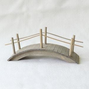 Brücke handgefertigt, 7 x 15 x 5 cm