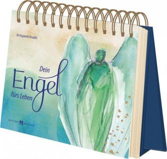 Geschenkbuch Dein Engel fürs Leben, Spiralbindung - Vorschau