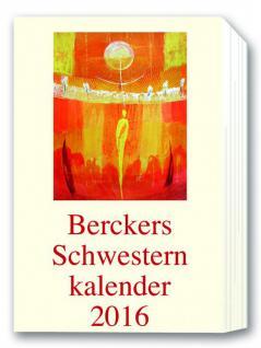 Berckers Schwesternkalender 2016