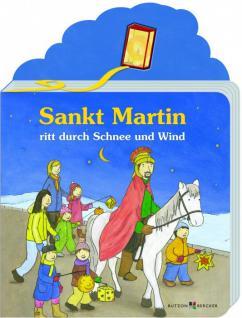 Sankt Martin ritt durch Schnee und Wind, Bilderbuch