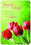 Osterkarte Gesegnetes Osterfest (6 Stck)