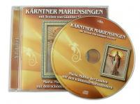 CD-Kärntner Mariensingen Schönste Marienlieder Text Günther Steyrer