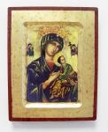 Ikone Immerwährende Hilfe 16 x 20 cm Griechenland