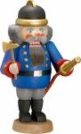 Nussknacker Feuerwehrmann 29 cm Holz-Figur Handarbeit aus Seiffen im Erzgebirge
