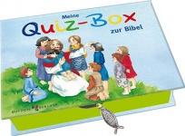 Meine Quiz-Box zur Bibel, Geschenkbox mit 48 Karten