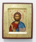 Ikone Christus 16 x 13 cm Griechenland