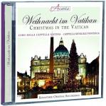 Weihnacht im Vatikan, CD Knabenchor des Vatikans