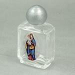 Weihwasser Flasche Madonna mit Krone - 5 cm