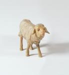 Tiroler Krippe Schaf, blökend, bunt bemalt 12 cm