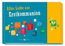 Geschenkbuch Alles Liebe zur Erstkommunion