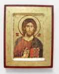 Ikone Christus der Erlöser 16 x 20 cm Griechenland