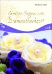 Geschenkbuch Gottes Segen zur Diamanthochzeit