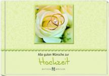 Geschenkbuch Alle guten Wünsche zur Hochzeit