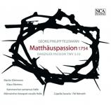Matthäuspassion Audio-CD mit Booklet