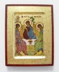 Ikone Heilige Dreifaltigkeit Rublev 16 x 20 cm