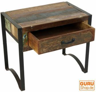 beistelltisch aus metall g nstig kaufen bei yatego. Black Bedroom Furniture Sets. Home Design Ideas