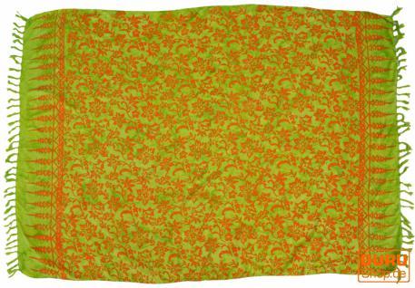 Sarong, Wandbehang, Wickelrock, Sarongkleid 74 - Vorschau 1
