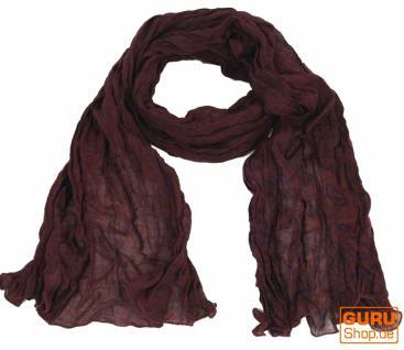 Indisches Baumwolltuch, Schal - Vorschau 1