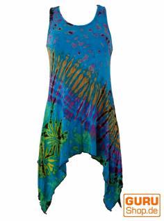Batik Minikleid, Hippiekleid, Pixikleid
