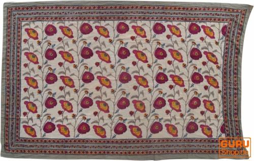 dünnes Tuch, Sarong, Wandbehang, Wickelrock, Sarongkleid 103 - Vorschau 3