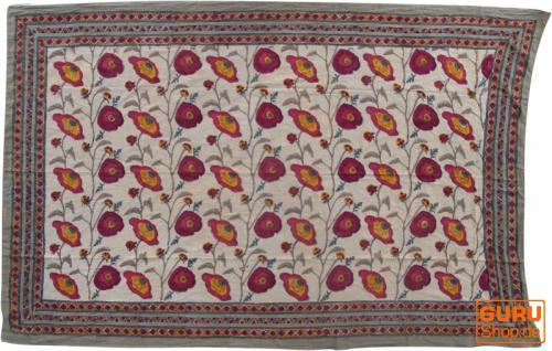 dünnes Tuch Sarong, Wandbehang, Wickelrock, Sarongkleid 103 - Vorschau 3