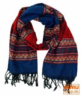 Weicher Inka-Schal - Vorschau 1