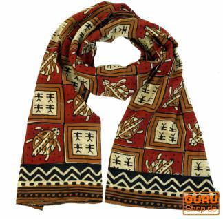 dünnes Tuch Sarong, Wandbehang, Wickelrock, Sarongkleid 11 - Vorschau 1