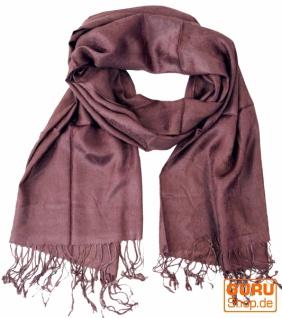 Indischer Schal altrosa - Vorschau 1