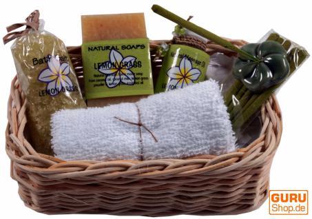 Wellness Spa Geschenkbox Lemon Grass