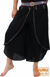 Hose Orient schwarz in 6 Varianten