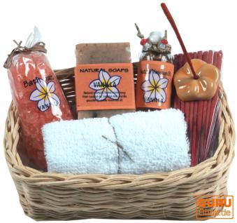 Wellness Spa Geschenkbox Vanille