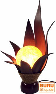 Palmenblatt Tischleuchte Orania