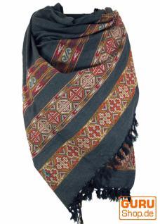 Indischer Schal - Vorschau 1