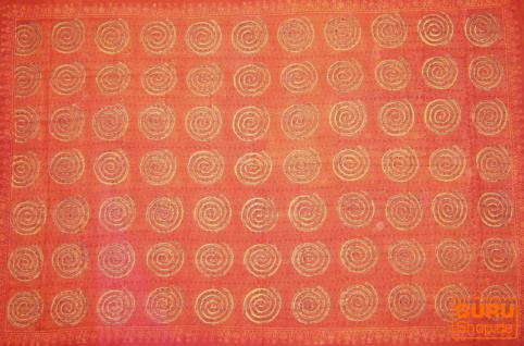 dünnes Tuch Sarong, Wandbehang, Wickelrock, Sarongkleid 29 - Vorschau 2