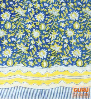 dünnes Tuch Sarong, Wandbehang, Wickelrock, Sarongkleid - Vorschau 3