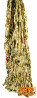 Baumwolltuch mit Blumenmuster in 4 Farben - Vorschau 5