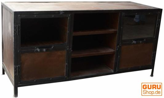 vintage sideboard g nstig online kaufen bei yatego. Black Bedroom Furniture Sets. Home Design Ideas